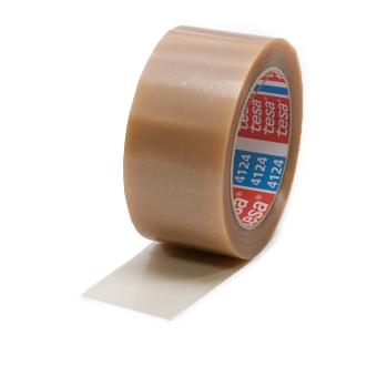 Tesa-Packband transparent 50 mm x 66 lfm