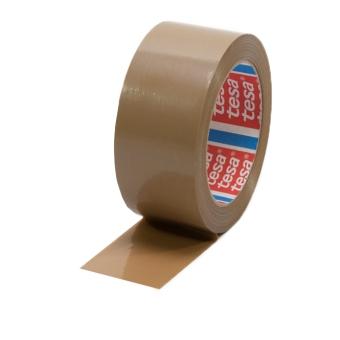Tesa-Packband braun 50 mm x 66 lfm