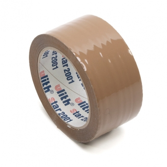 Packband braun 50 mm x 66 lfm