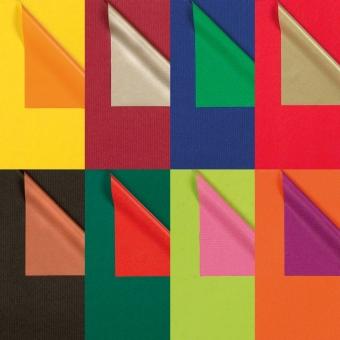 "Geschenkpapier ""2-Color"" 500 mm breit"