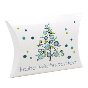Fix-Box 231x130 mm Weihnachtsbaum bunt