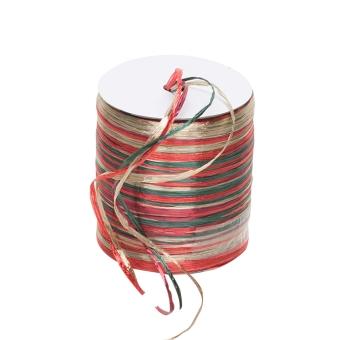 Zierband Multicolor 50 lfm