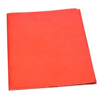 Juwelier-Seidenpapier 500x700 mm rot rot