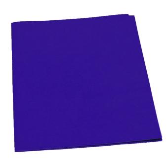 Juwelier-Seidenpapier 500x700 mm blau blau
