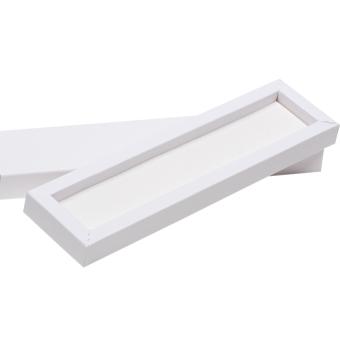 Schmuck-Schiebebox 264x69x20 mm weiß | weiß
