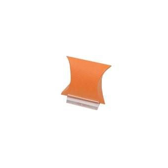 Fix-Box 80x60 mm Creativkarton orange