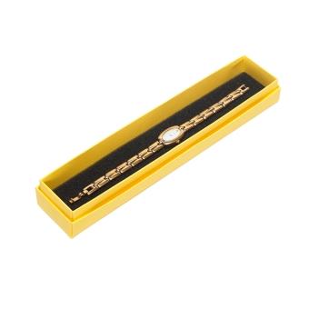 Falt-Geschenkschachtel 210x35x25/18 mm