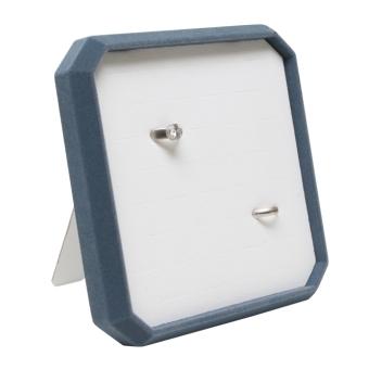 TE-Ständer 8-eckig 190x190x28 mm für 36 Ringe