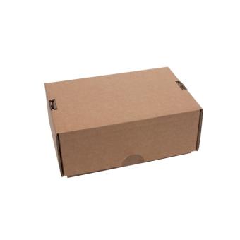 Falt-Briefschachtel 160x100x70/70 mm