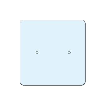 Ohrsteckerkarten 35x35 mm