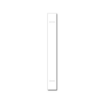 Armbandkarten 210x25 mm