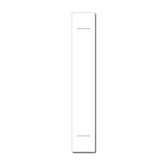 Armbandkarten 210x35 mm