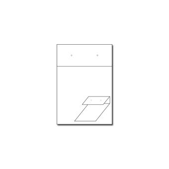 HS. Winkelkarten 38x55mm / 55x35mm