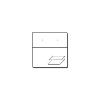 HS. Winkelkarten 35x35 mm