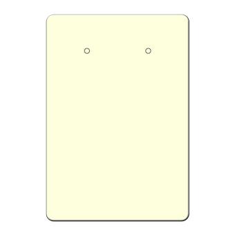 HS. Behangsteckerkarten 38x55 mm