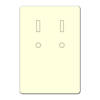 HS. Brisurenkarten 38x55 mm