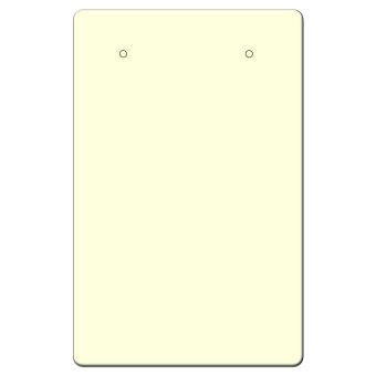 HS. Behangsteckerkarten 45X70 mm