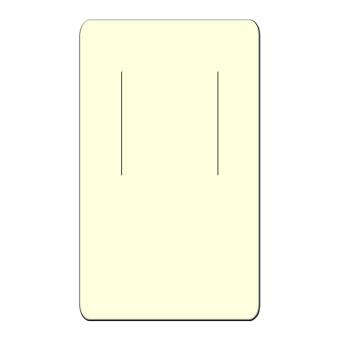HS. Ohrringkarten 30x50 mm hoch