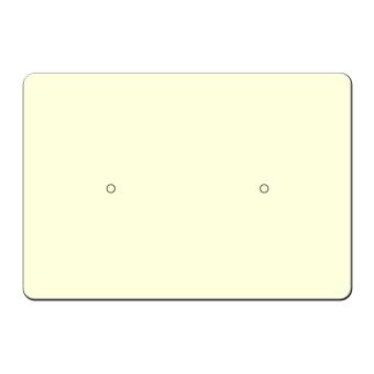 HS. Ohrsteckerkarten 55x38 mm