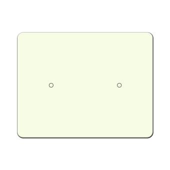 HS. Ohrsteckerkarten 45x35 mm