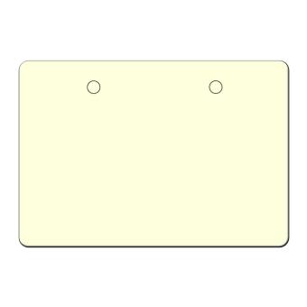 HS. Creolenkarten 55x38 mm quer