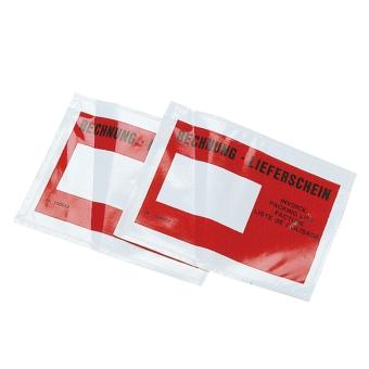Begleitpapierhüllen 228x133 mm