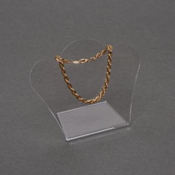 Plexiglas-Collierständer 120x100 mm