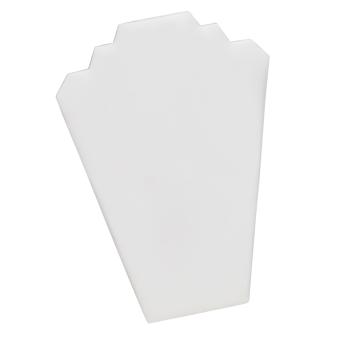 Collier-Ständer 320 mm hoch weiß