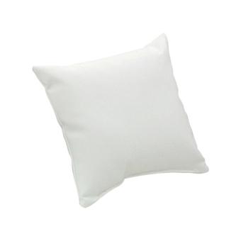 Deko-Kissen 100x100 mm weiß