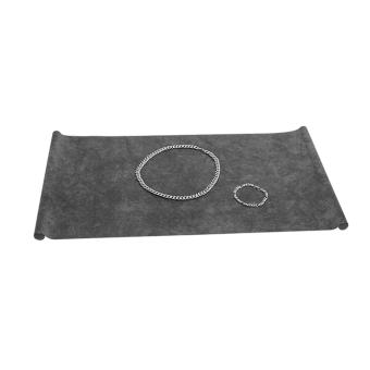Vorlagetuch 500x300 mm grau