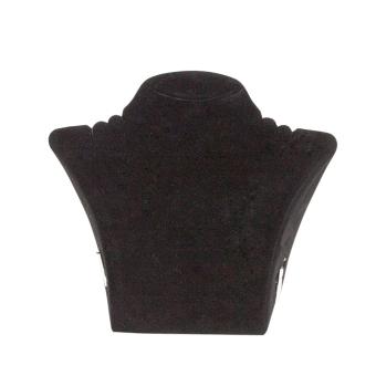 Papp-Büste 198x183 mm mittel schwarz