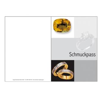 Schmuckpass 210x148 mm