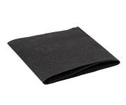 Vliesabdeckung 185X60 mm schwarz